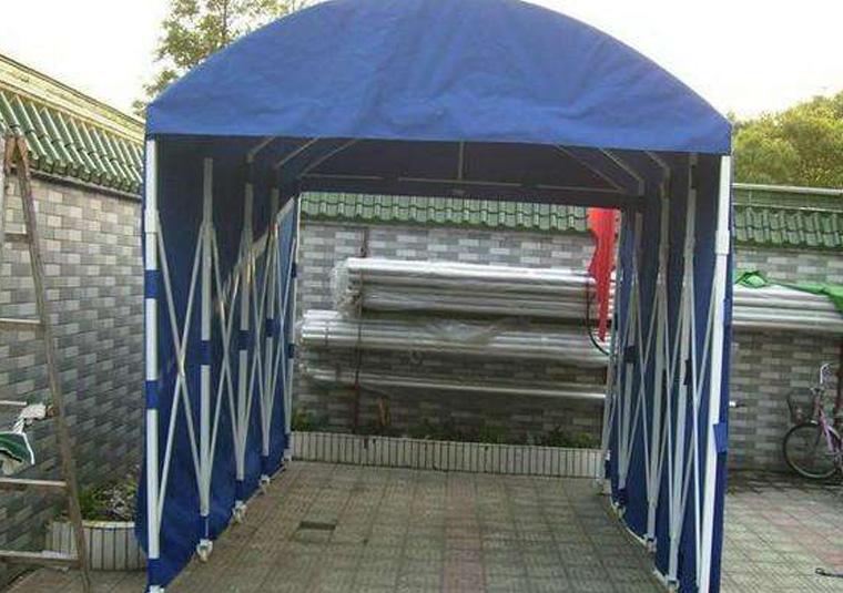推拉帐篷保养时需要注意哪些问题